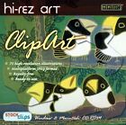 StockClips Royalty Free Hi-Rez Art Photos Images Collections MAC OS X Sealed New