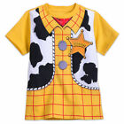 Disney Store Toy Story Woody Costume Short Sleeve T Shirt Boy Size 5/6