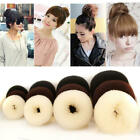 Fashion Hair Styling Donut Bun Maker Ring Style Bun Scrunchy Sock Poof Bump