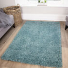 NEW Shaggy Warm Fluffy Soft Feel Modern Living Room Bedroom Area Floor Rug Mat