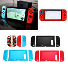 SILICONE HOST RUBBER SKIN ANTI-SLIP COVER CASE GRIP FOR NINTENDO SWITCH JOY-CON