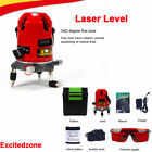 Professional Auto Self Leveling 2 /3/5Line Laser Level 2/4/6 Point  With Package