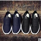 Fashion Men's Casual Canvas Shoes Low Help Board Shoes Comfortable Running Shoe