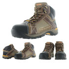 Wolverine Chisel Mid Men's Steel Toe Work Boots