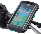 Motorcycle Quick Release Handlebar Mount + Tough Case for Samsung Galaxy S6 Edge