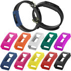Colorful TPU Shockproof Slim Sleeve Case Cover Protector For Fitbit Alta/Alta HR