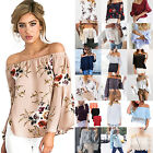 Fashion Women Ladies Summer Long Sleeve Shirt Loose Casual Blouse Tops T-Shirt A