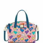 Dooney & Bourke Heart Ruby Bag