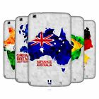 HEAD CASE DESIGNS GEOMETRIC MAPS HARD BACK CASE FOR SAMSUNG TABLETS 2
