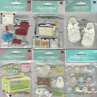 U CHOOSE  Assorted Jolee's BABY 3D Stickers playpen shoes haircut rattle shots