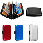 8 Colors 1xBusiness ID Credit Card Wallet Holder Aluminum Metal Pocket Case Box