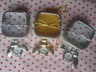 *A Great Gift Idea* Beetle or Owl style pocket/necklace watch +chain +gift box