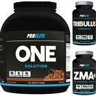 ProElite All In ONE Protein 2.25kg+Pro-Elite ZMA 240 Tabs+Tribulus 240 Caps
