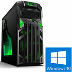 Mega Fast Amd 4.2 Quad Core Gaming Pc Computer 8gb Gt 1030 1tb Windows 10 Cen G