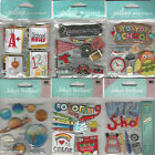 U CHOOSE  Assorted Jolee's SCHOOL 3D Stickers globe homecoming drafting bus book