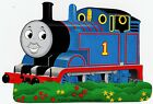 """7""""-10"""" THOMAS THE TRAIN TANK  WALL SAFE STICKER BORDER CUT OUT CHARACTER"""