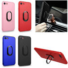 Magnetic Car Holder Stand Shockproof Phone Case For iPhone Xs Mas 8 7 6 6s Plus