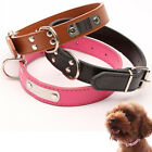 cheap puppy collars - CHEAP! Pet Dog Cat Puppy Collar Neck Buckle Leather Adjustable Neck Leash Collar
