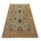 Soft Natural Dyed Turkish Wool Area Rug 3001B LYDIA Collection by Benissimo