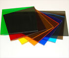 Cut to Size Coloured Tint Acrylic Perspex Plastic Sheet Splashback Kitchen Panel