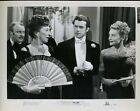 GEORGE SANDERS JEANNE CRAIN MADELEINE CARROLL THE FAN  ORIG 8X10  Photo X1529