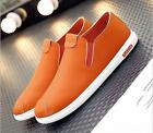 NEW Men's Casual Lace Slip On Loafer Shoes Moccasins Driving Shoes