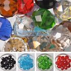 Wholesale 5pcs 18X13mm Big Faceted Rondelle Crystal Glass Loose Spacer Beads
