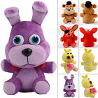 Kids FNAF Five Nights at Freddys Plushie Doll Plush Stuffed Foxy Duck Animal Toy