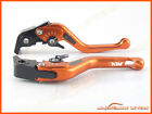 KTM 690 SMC-R 2012 - 2013 Short Adjustable Carbon Fiber Levers Brake & Clutch