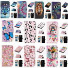 For Samsung Galaxy J3 2017 Relief Premium Varnish Leather Card Pocket Case Cover