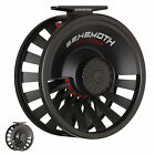 Redington Behemoth Large Arbor Fly Reels & Spools Powerful Carbon Fiber Drag
