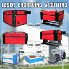 CO2 USB LASER ENGRAVING CUTTING MACHINE ENGRAVER CUTTER WOODWORKING/CRAFTS