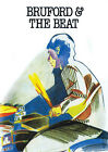 Bill Bruford & the Beat 1982 Jazz Drum Performance Lessons Music Video DVD NEW