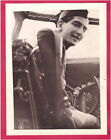 1941 RAF Yugoslav King Peter in Stirling Bomber Cockpit Original Press Photo