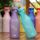 550ML Portable Outdoor Sports Hiking Fitness Leakage-proof School Water Bottle