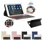 "10.5"" Bluetooth 3.0 Wireless Keyboard Colorful Back Light For iOS IPad Pro"