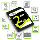 2GB 4GB SD SDHC Memory Card High Speed up to 19MB/s Read For SLR Digital Camera