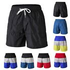 Men's Beach Pants Running Sports Fitness Loose Casual Quick-dry Shorts M-2XL