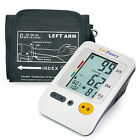 Automatic High Arm Blood Pressure Monitor BP Cuff Machine Digital Gauge Tester $22.99 USD on eBay