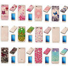 For Huawei P9 Lite / G9 Lite Soft Shockproof Rubber Glossy Light Practical Cover