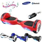 Electric TWO Wheel Scooter Hover Board BLUETOOTH 6.5'' Self-Balancing UL IS6H