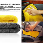 Super Soft Microfiber Absorbent Towel Car Home Kitchen Washing Clean Wash Cloth