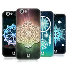 HEAD CASE DESIGNS SNOWFLAKES HARD BACK CASE FOR HTC ONE A9s