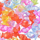 """Wholesale Acrylic Spacer Beads Candy Shaped Mixed 29mmx13mm(1 1/8""""x 4/8"""")"""