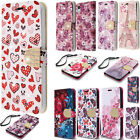 For LG X Charge Leather Premium Wallet Case Pouch Flip Phone Protector Cover