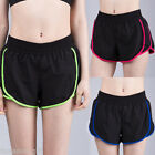Summer Women Running Sport Shorts Fitness Yoga Athletic Apparel Casual Pants HX