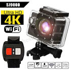 Waterproof 4K SJ9000 Wifi 1080P Ultra HD Sports Action Camera DVR Cam Camcorder