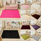 Fluffy Rugs Thick Soft Shaggy Area Rug Dining Room Carpet Floor Mat Home Bedroom