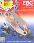 EBC FA349SV SV Series Severe Duty Brake Pads (Made In USA)