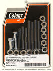 Harley 36-67 OHV Oil Pump Mount Kit Chr Colony 8740-19